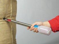 QuickPicker, campionatore con bottiglia