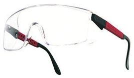 Occhiali di protezione, raggi UV, in PC