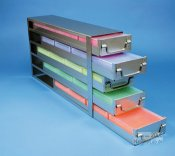 EPPi-Rack in acciaio inox, per scatole crio EPPi 50