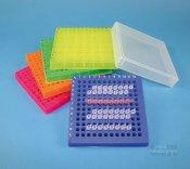 Scatole crio EPPi 0.2, in PP, 12x12 provette PCR