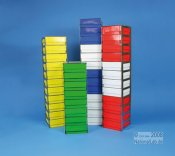 Rack verticale in acciaio inox, per ALPHA-Boxes