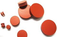 Setti silicone 3 strati Long Life per microsiringhe