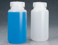 Bottiglia per centrifuga PEHD, con tappo