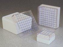 Nalgene® CryoBox in policarbonato, posti 25