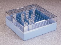 Nalgene® CryoBox policarbonato, posti 100