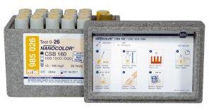 NANOCOLOR®, test in provetta per analisi fotometriche