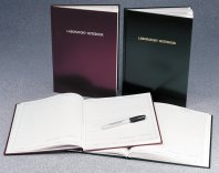 Quaderni a righe, copertina in PE idrorepellente, formato A4