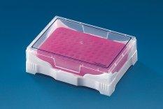 Mini-cooler PCR in PP, con coperchio