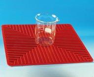 Tappetini protettivi in silicone, superficie zigrinata